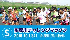 多摩川チャレンジマラソン